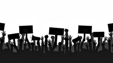 Protest Demo Streik Widerstand