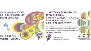 Saatgut Samenkarte Blumen Samen Material Frauen Werbeartikel
