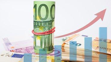 Steigende Inflation erfordert steigende Gehälter
